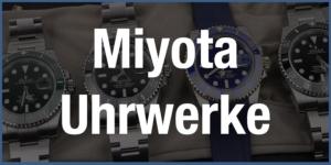Miyota Uhrwerke